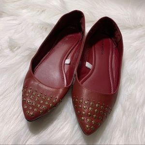 Studded Mossimo Flats From Target